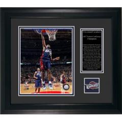 2007 Cleveland Cavaliers Commemorative Plaque - Limited Edition