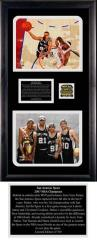 Limted Edition Spurs Championship Framed Photo