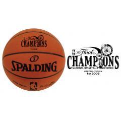 2008 NBA Champion Celtics Commemorative Ball