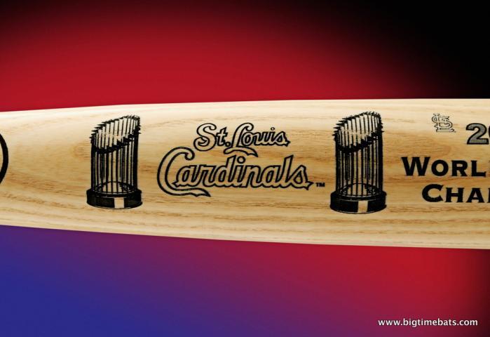 Bigtimebats Com St Louis Cardinals 2011 World Series