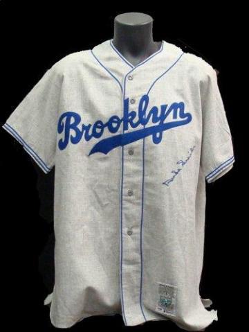 BigTimeBats.com - Duke Snider Autographed Dodgers Jersey 650a07b9df1