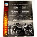 RARE - NFL Doubleheader Game Program with Bonus '69 HOF Game Program