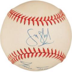 30/30 Club Multi-Signed Baseball