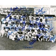 Autographed Photo - 1977 AL All Stars