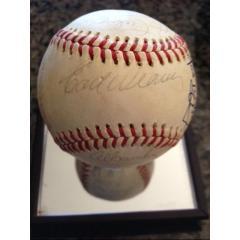 1976 Orioles Team Signed Baseball