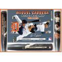 Miguel Cabrera Back-to-Back AL MVP Photo Bat