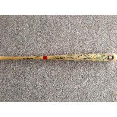 Hall of Fame Signature Collection Cooperstown Bat