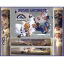Nolan Arenado Hit Streak Tribute Bat