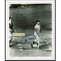 Roger Maris Signed & Inscribed 61st Home Run Framed Photo