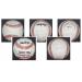 1988 NL All Stars Multi-Signed Baseball