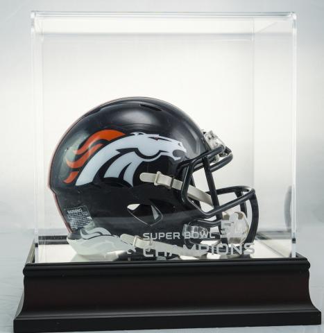 BigTimeBats.com - Denver Broncos Super Bowl 50 Champs Mini Helmet ... d374cf014