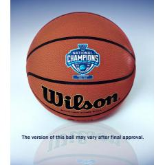 Villanova Wildcats National Champions Commemorative Basketball