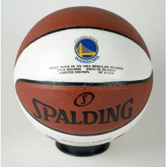 Most Wins in an NBA Season Commemorative Game Ball