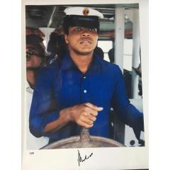 Muhammad Ali Signed Photo