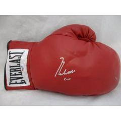 Muhammad Ali Signed and Inscribed Boxing Glove - RARE