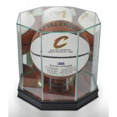 Cavaliers NBA Champions Commemorative Ball and Display Case
