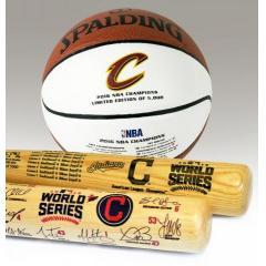 Cleveland City of Champions Commemorative Set