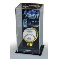 Cubs 2016 Official World Series Baseball & Display Case