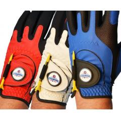 Cubs Golf Glove Set - Women's with World Champs Ball Marker