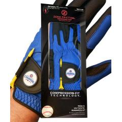 Cubs Blue Men's Golf Glove with World Champs Ball Marker