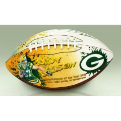 Jordy Nelson Come Back Player of the Year Art Football