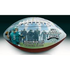 Eagles Super Bowl LII Commemorative Ball