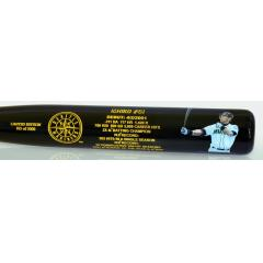 Ichiro Career Commemorative Jolene Jessie Art Bat