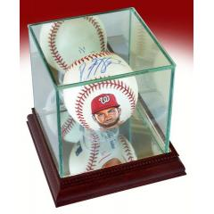 Bryce Harper Signed & Hand Painted Baseball