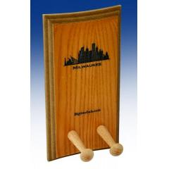 Milwaukee Skyline Bat Display Rack