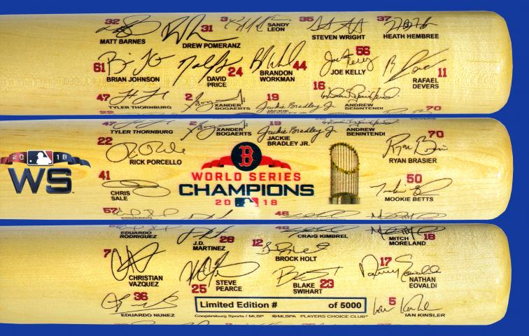 76a9d618bff The Boston Red Sox are the 2018 World Series Champions! They have beaten the  Dodgers and have put an exclamation point on their best season in franchise  ...