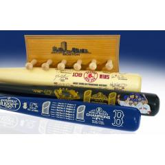 Boston Red Sox 2018 WS Champions Three Bat Set