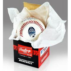 Christian Yelich NL MVP Rawlings Baseball in Box