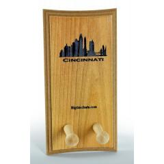 Cincinnati Skyline Bat Display Rack