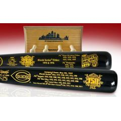 Big Red Machine & Reds 150th Anniversary Two Bat Set