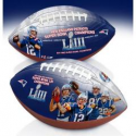 Boston City of Champions Set with Art Football