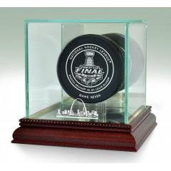 Official Game Seven 2019 Stanley Cup Finals Game Puck & Case