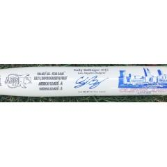 Cody Bellinger Signed 2019 All-Star Game White Maple Art Bat