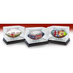 49ers Art Football Deluxe Set