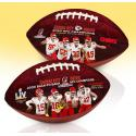 Chiefs AFC Champions Super Bowl LV Art Football
