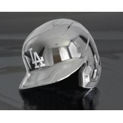 Dodgers Chrome Authentic Rawlings Replica Batting Helmet