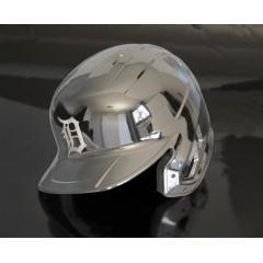 Tigers Chrome Authentic Rawlings Replica Batting Helmet
