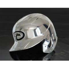 Diamondbacks Chrome Authentic Rawlings Replica Batting Helmet