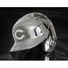 Reds Chrome Authentic Rawlings Replica Batting Helmet