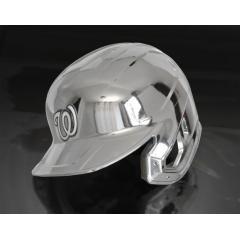 Nationals Chrome Authentic Rawlings Replica Batting Helmet